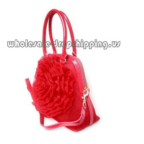 Valentino Fango Nappa Petale handbag red-1B_LRG
